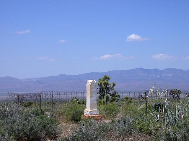 Delamar NV cemetery 1770a