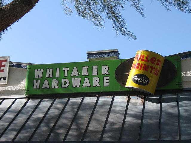 Whitaker Hardware Moorpark