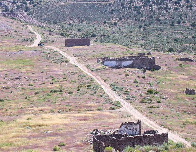 Delamar NV mining area 1764a