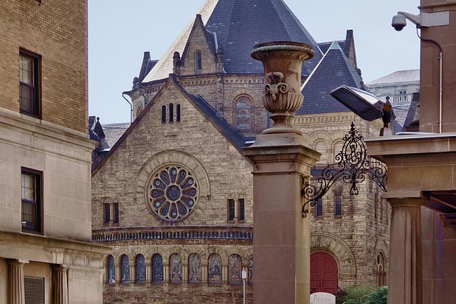 Bellefield Presbyterian Church – Fifth Avenue at Thackeray Avenue, Pittsburgh, Pennsylvania
