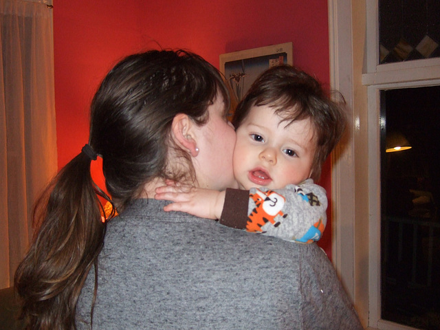 Kiss and a Hug and Two Little Teeth