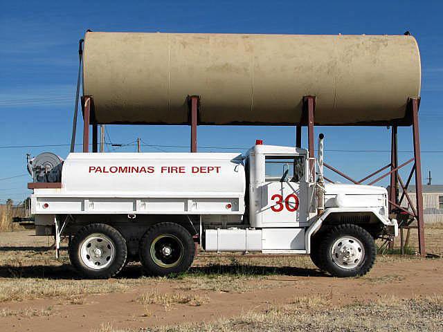 Palominas Fire District #2