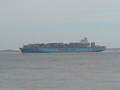 Maersk Line distant