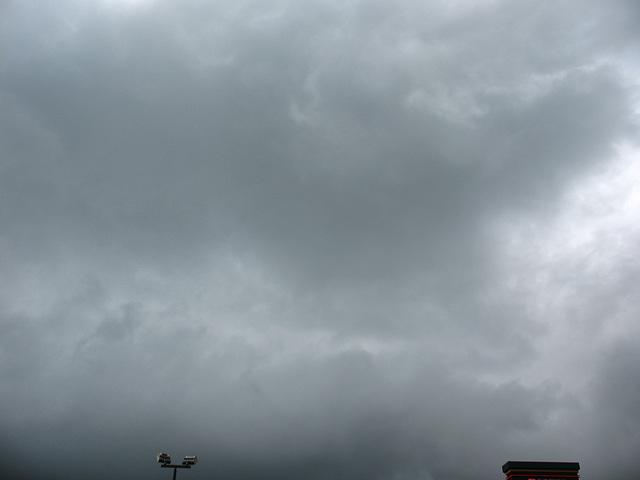 Dark July Sky..