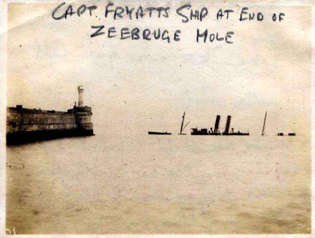 Capt. Fryatts Ship