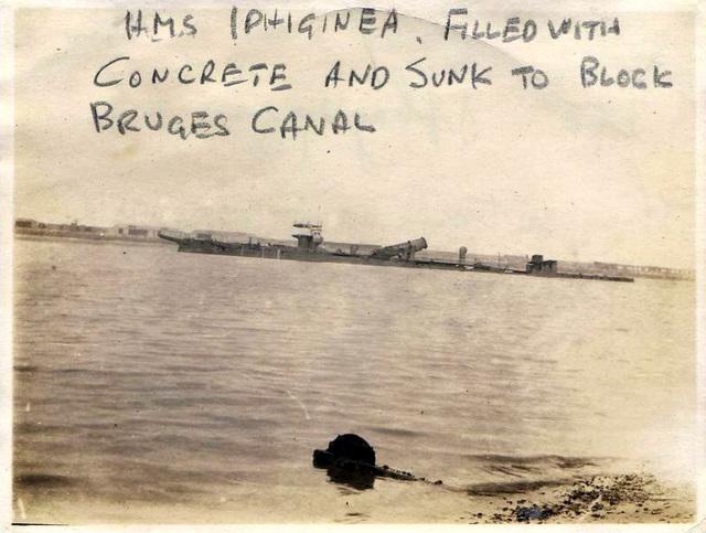 H.M.S. Iphiginea