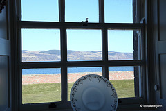 Fort George - view over the Moray Firth to the Black Isle