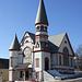 Church In Ludlow, Vermont