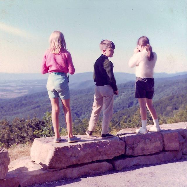 Skyline Drive, Virginia 1965