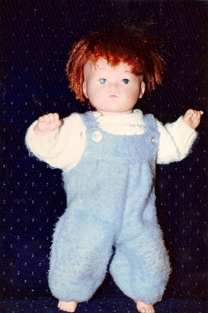 Colin's Doll