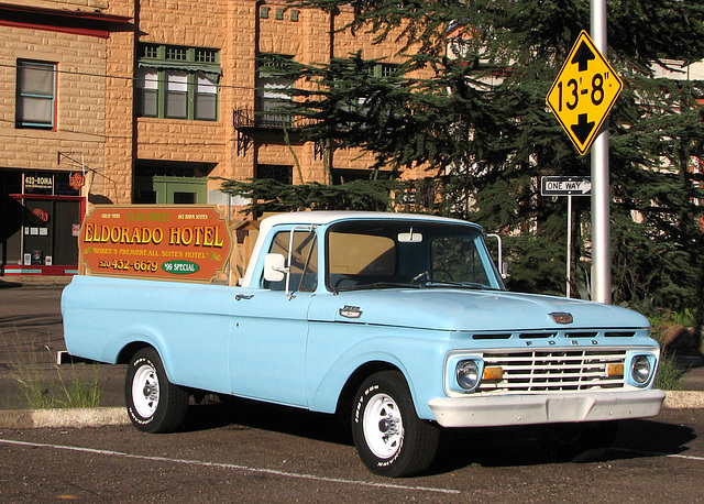 1963 Ford