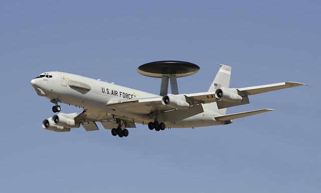 Boeing E-3B Sentry 76-1607
