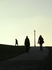 Primrose Hill Sunset 2