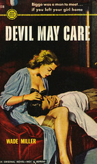 Wade Miller - Devil May Care (4th printing)