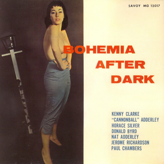 Bohemia after Dark, Kenny Clarke