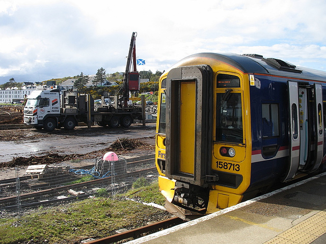 158713 and SG52 PBZ at Kyle