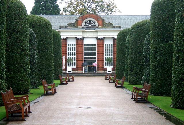 Orangery - Kensington Gardens