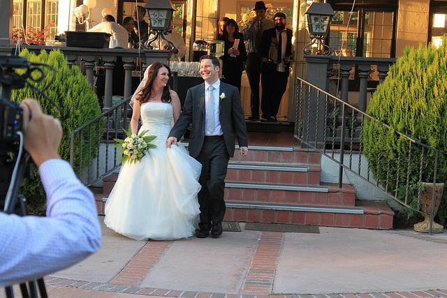 Happy Mr. & Mrs. Kinlund