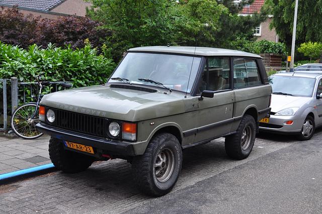 1974 Range Rover