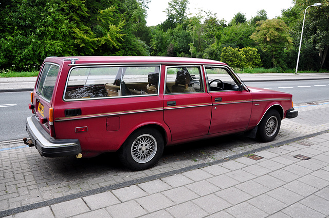 1980 Volvo 245 DL
