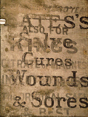 Cures Wounds & Sores