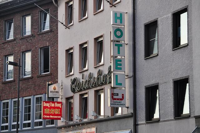 Hotel Reichshof in Aachen, Germany