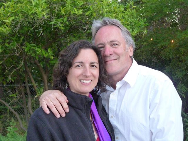 Amanda and Peter