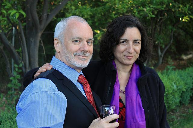 Brian and Amanda