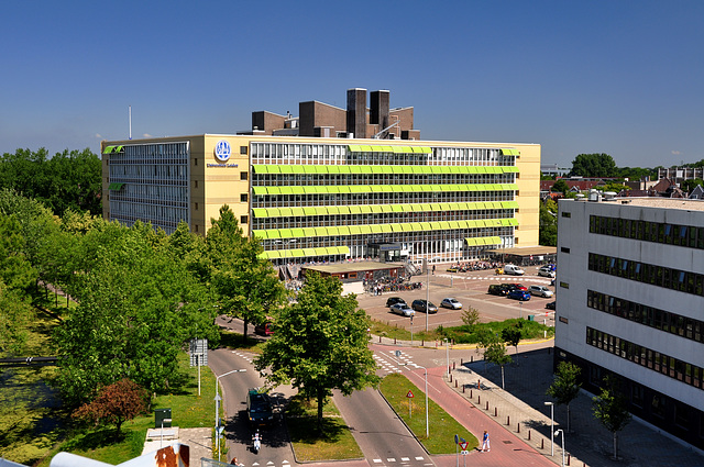 View of the Faculty of Social and Behavioural Sciences