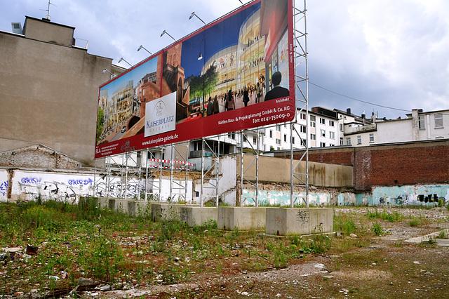 Aachen – Development site