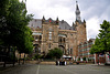 The Rathaus (City Hall) of Aachen, Germany