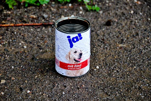 Vogelsang IP – Dog food Ja!