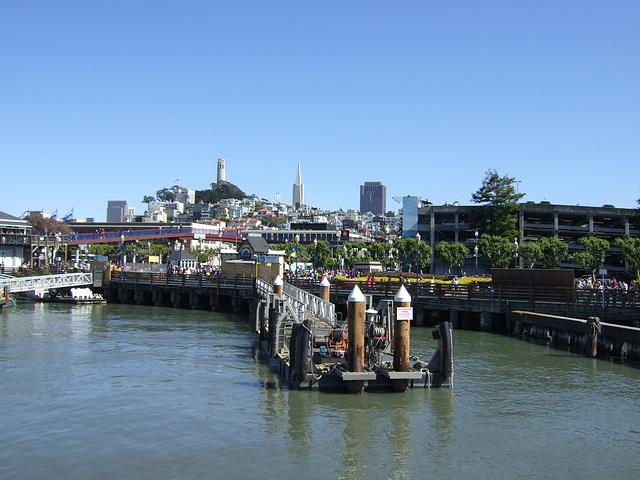 Dock, Skyline