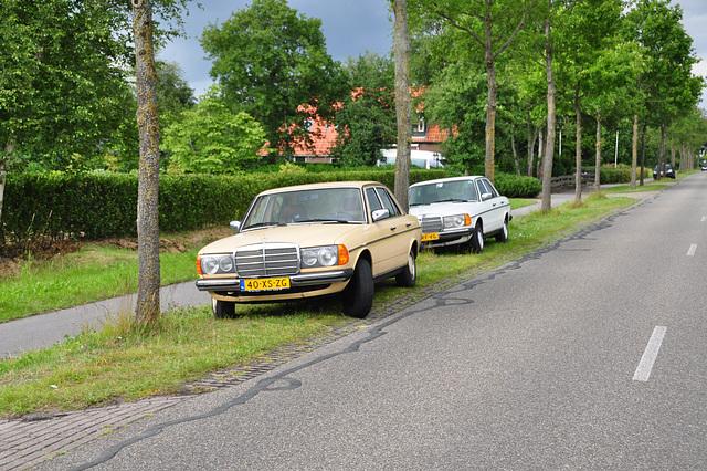 Mercedes-Benz 200 & 200D
