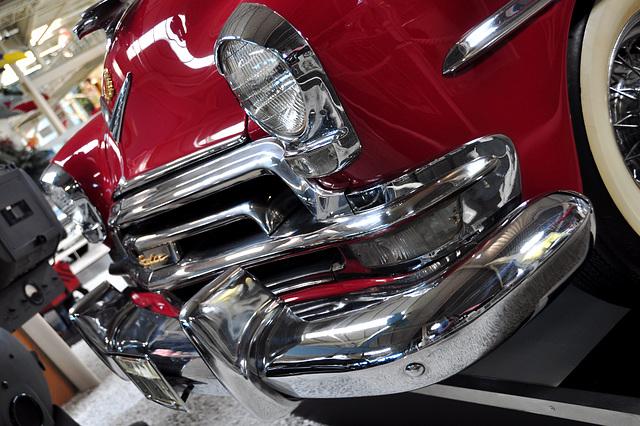 1954 Chrysler New Yorker De Luxe Convertible V8