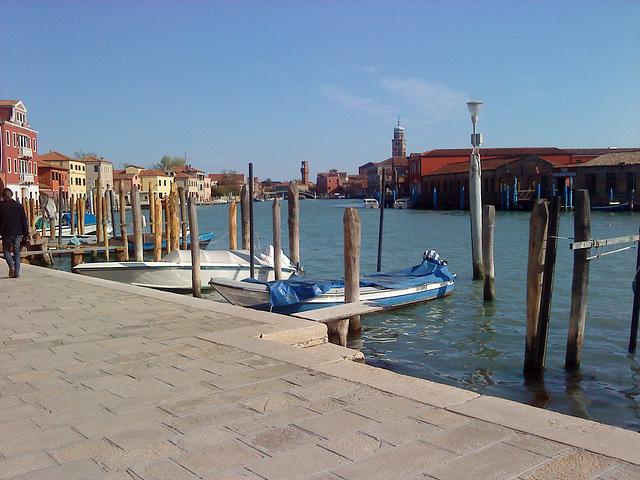 Murano, Day 1