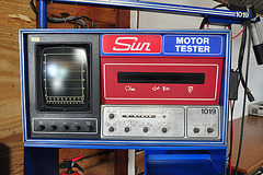 Sun Motor Tester 1019
