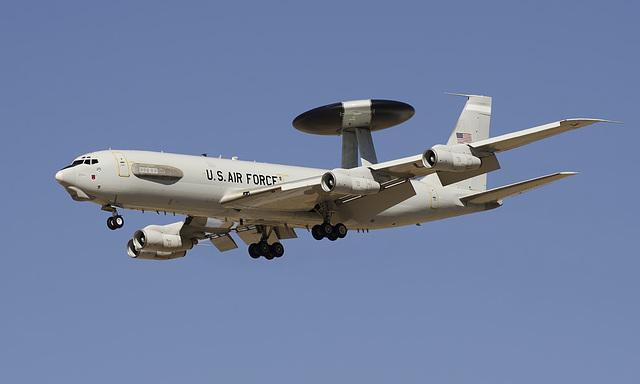 Boeing E-3B Sentry 76-1605