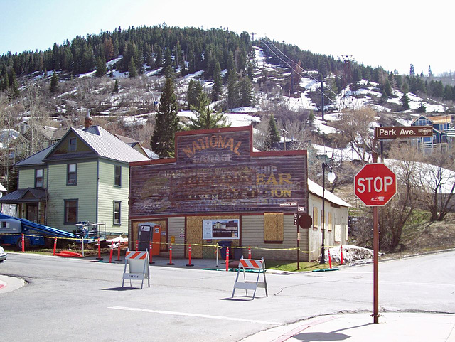 National Garage, Park City, Utah