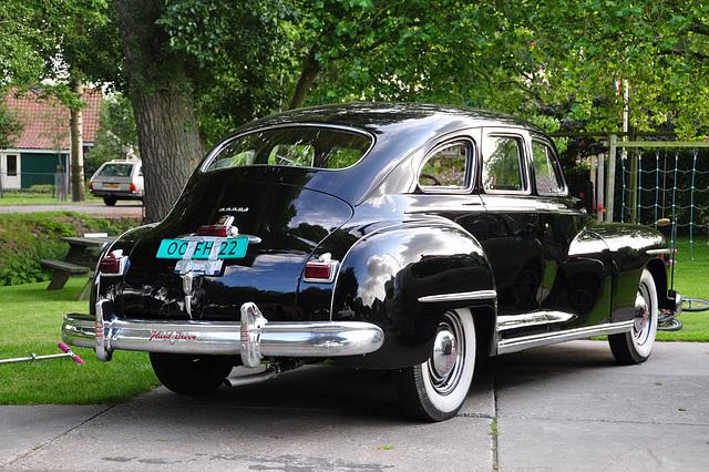 Old Black Dodge