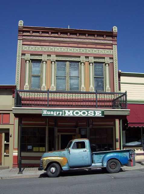 Hungry Moose, Park City, Utah