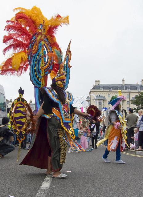 St Leonards Festival Warrior Sq 8