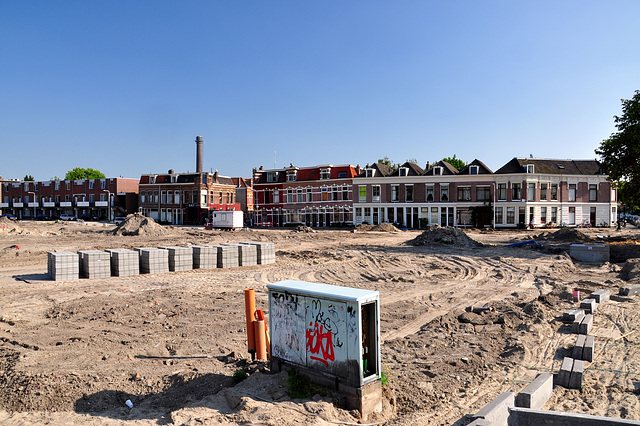 New and old Leiden