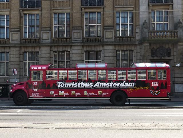 Touristbus - 28 May 2013