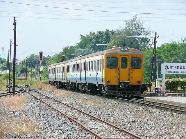 DMU departure