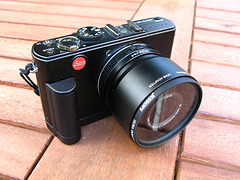 d D-Lux 4 with Pandabase Adaptor and 52mm filter 1