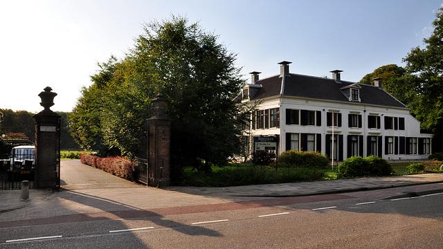 Grand house Sparrenheuvel