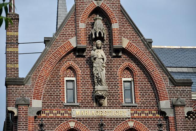 Mariagesticht in Overveen, Netherlands