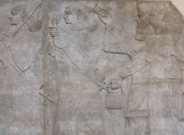 AssyrianRelief (65BC)