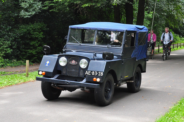 1952 Minerva TT